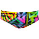 Turbo Neon Fluo Brief Men Yellow